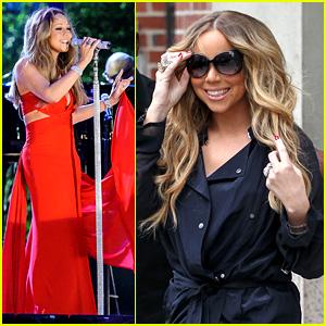 Mariah Carey Releases Two New '#Beautiful' Remixes!