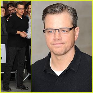 Matt Damon: New 'Elysium' Still!