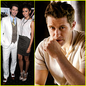 Matthew Morrison: DuJour Celebration & Inside Magazine Pics!