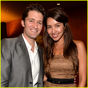 Matthew Morrison: Engaged to Renee Puente - See Her Ring!