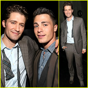 Matthew Morrison: Friends & Family Show with Colton Haynes!
