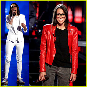 Michelle Chamuel: 'The Voice' Finale Performances (Video)
