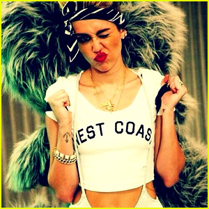 Miley Cyrus: 'We Can't Stop' Video Teasers - Watch Now!