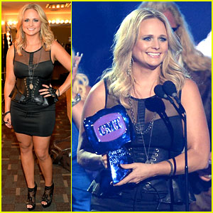 Miranda Lambert: CMT Music Awards Performance (Video)
