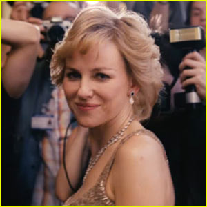 Naomi Watts: 'Diana' Trailer!