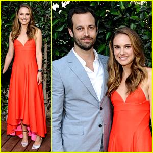 Natalie Portman & Benjamin Millepied: LA Dance Project Gala!