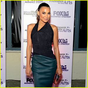 Naya Rivera: NHFA & Fox Audience Strategy Event!