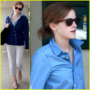 Nina Dobrev: Working with Emma Watson Was a Dream!