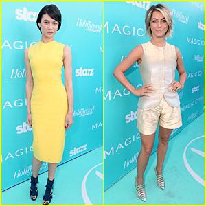 Olga Kurylenko & Julianne Hough: 'Magic City' Season 2 Premiere!