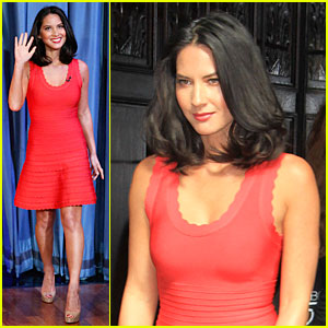 Olivia Munn: I Show My Beat Box Skills On 'Fallon'!