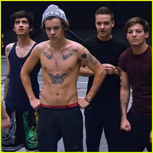 One Direction's 'This is Us' Trailer - Watch Now!