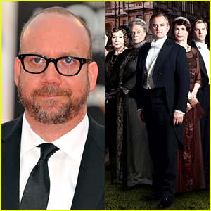 Paul Giamatti Joins 'Downton Abbey' Season Four!