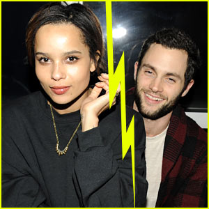 Penn Badgley & Zoe Kravitz Split?