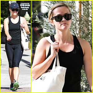 Reese Witherspoon: I Do A Lot of Dancing With My Kids!