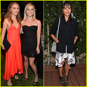 Reese Witherspoon & Rashida Jones: LA Dance Project Gala!