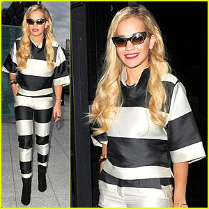 Rita Ora: BET Awards' Best Hair Nominee - Vote Now!