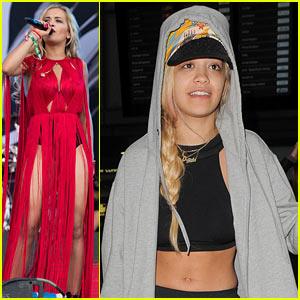 Rita Ora: Glastonbury Festival After Malta Trip!