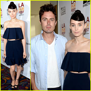 Rooney Mara: 'Ain't Them Bodies Saints' at LA Film Festival!