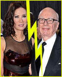 Rupert Murdoch: Divorce from Wife Wendi Deng
