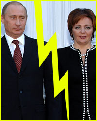 Russian President Vladimir Putin & Wife Confirm Divorce