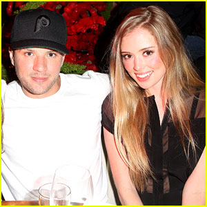 Ryan Phillippe & Paulina Slagter: STK 5th Anniversary Party!