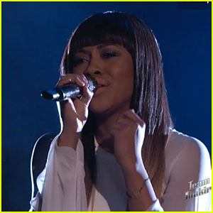 Sasha Allen: 'The Voice' Top 5 Performances (Video)