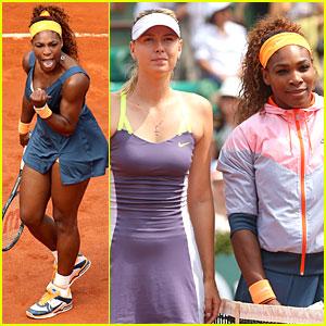 Serena Williams Wins Second French Open with Maria Sharapova Defeat!