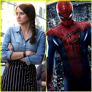 Shailene Woodley's Mary Jane Cut Out of 'Amazing Spider-Man 2'