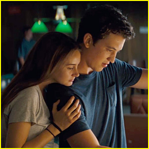 Shailene Woodley & Miles Teller: 'Spectacular Now' Trailer!