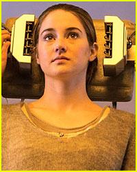 Shailene Woodley & Theo James: More 'Divergent' Pics!