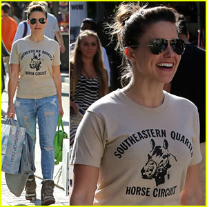 Sophia Bush: Back from Bachelorette Party Weekend!
