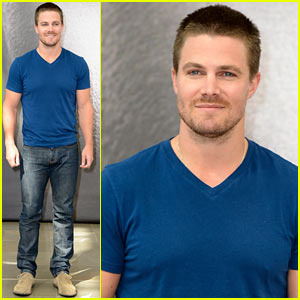 Stephen Amell: 'Arrow' at Monte Carlo!