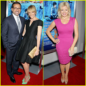 Steve Carell & Toni Collette: 'The Way, Way Back' NYC Screening!