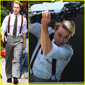 Taylor Kitsch: Blonde Hair for 'Normal Heart'