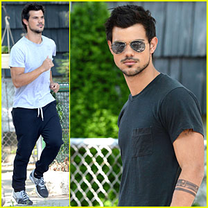 Taylor Lautner: Bench Campaign Video - Watch Now!
