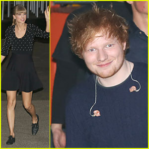 Taylor Swift & Ed Sheeran: 'Britain's Got Talent' Performance - Watch Now!