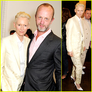 Tilda Swinton: 'Findhorn' Screening in London!