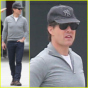 Tom Cruise: LACMA Business Meeting!