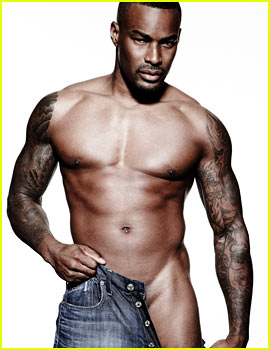 Tyson Beckford: Nearly Nude & Shirtless for 'British Cosmopolitan'!