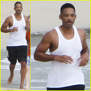 Will Smith: Buff Gun Show in Kauai!