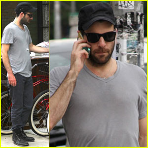 Zachary Quinto: Marriage Equality Acceptance Will Happen