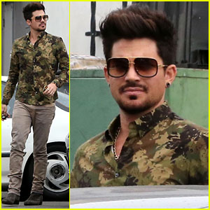 Adam Lambert Joining the Cast of 'Glee'!
