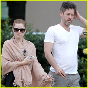 Amy Adams & Darren Le Gallo: Sushi Dinner Date!