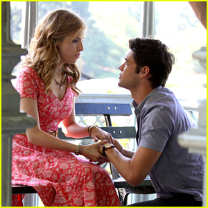 Anna Kendrick & Jeremy Jordan: 'Last 5 Years' Proposal Scene!
