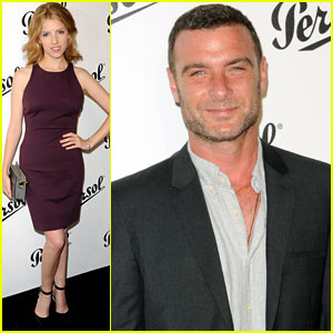 Anna Kendrick & Liev Schreiber: 'Persol Magnificent Obsessions' Opening
