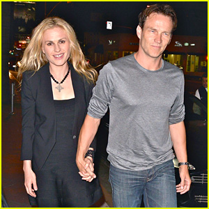 Anna Paquin & Stephen Moyer: 'True Blood' Wrap Party!