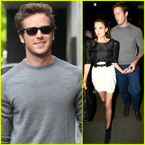 Armie Hammer: I Went to Cowboy Camp to Prep for 'Lone Ranger'