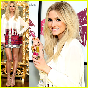 Ashlee Simpson: Elizabeth Arden Beautiful Color Lip Lounge!