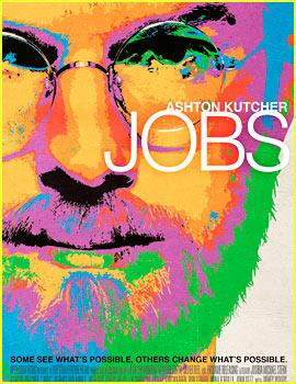 Ashton Kutcher: New 'Jobs' Poster & Images!