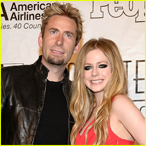 Avril Lavigne: Married to Chad Kroeger!